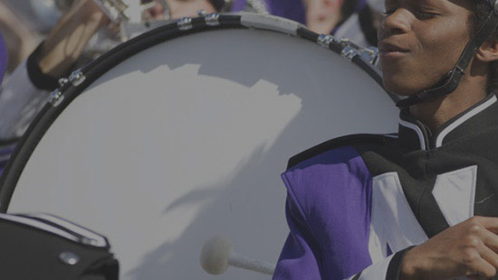 Northwestern band