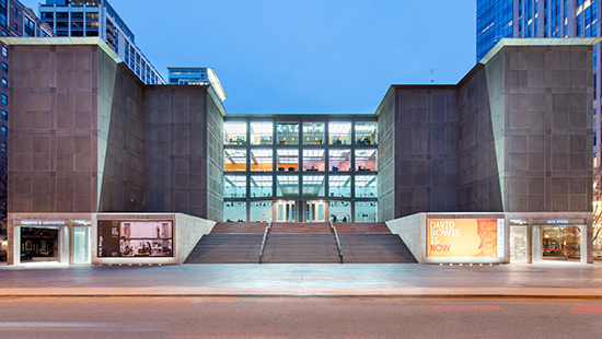 Photo of Museum of Contemporary Art Chicago